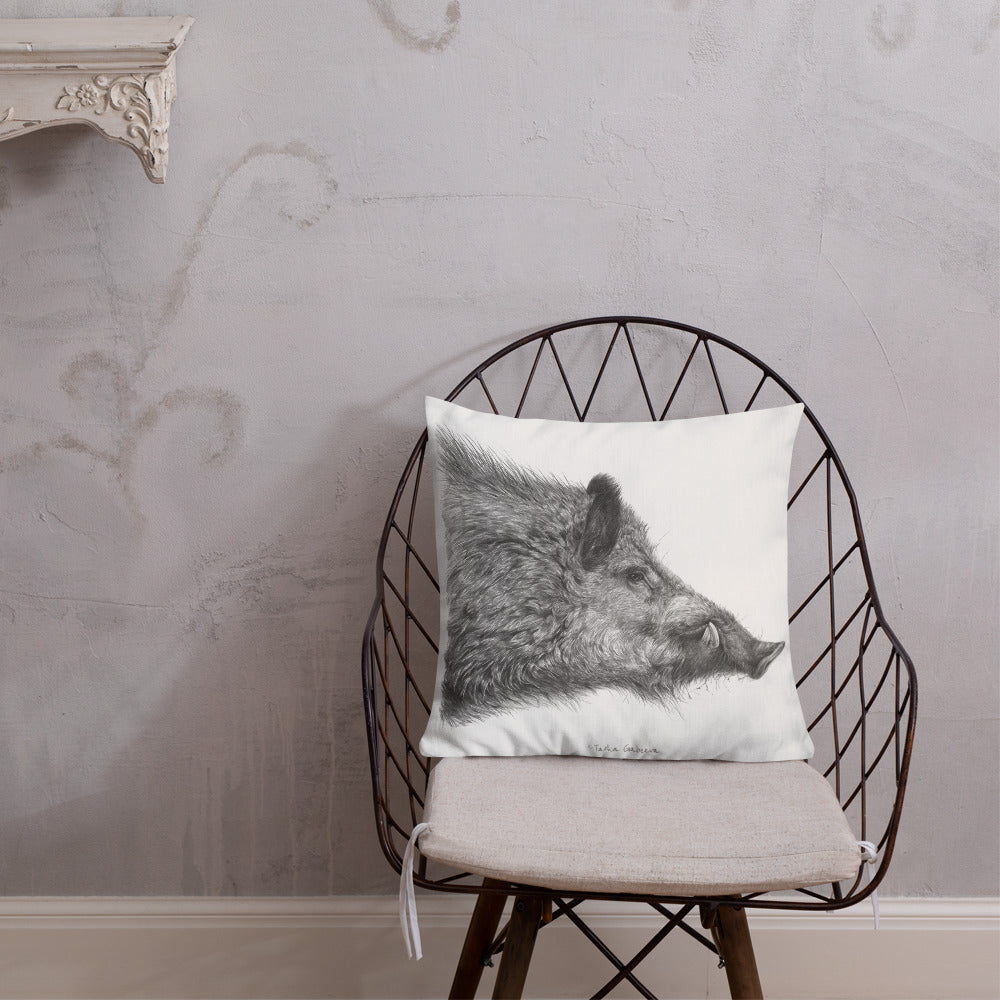 Wild Boar Premium Pillow