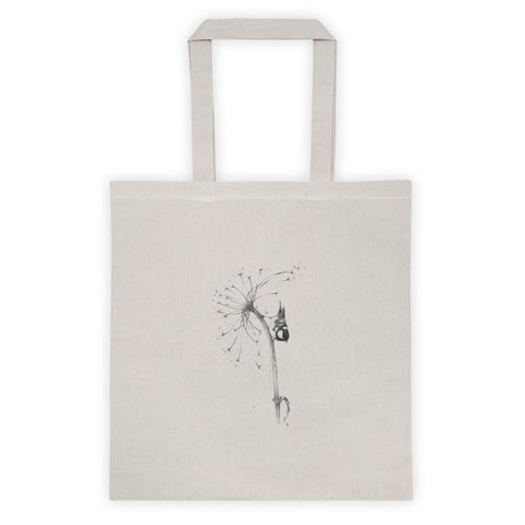 Little chickedee Tote bag