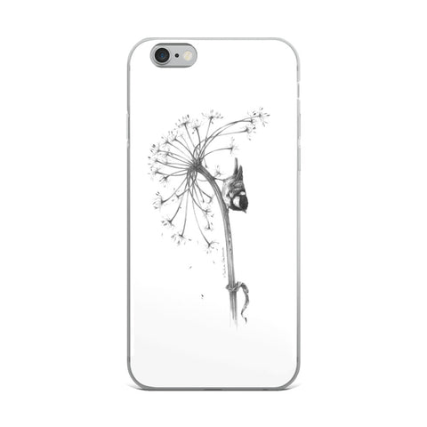 Tasha Gabeeva ~ Little chickedee iPhone Case