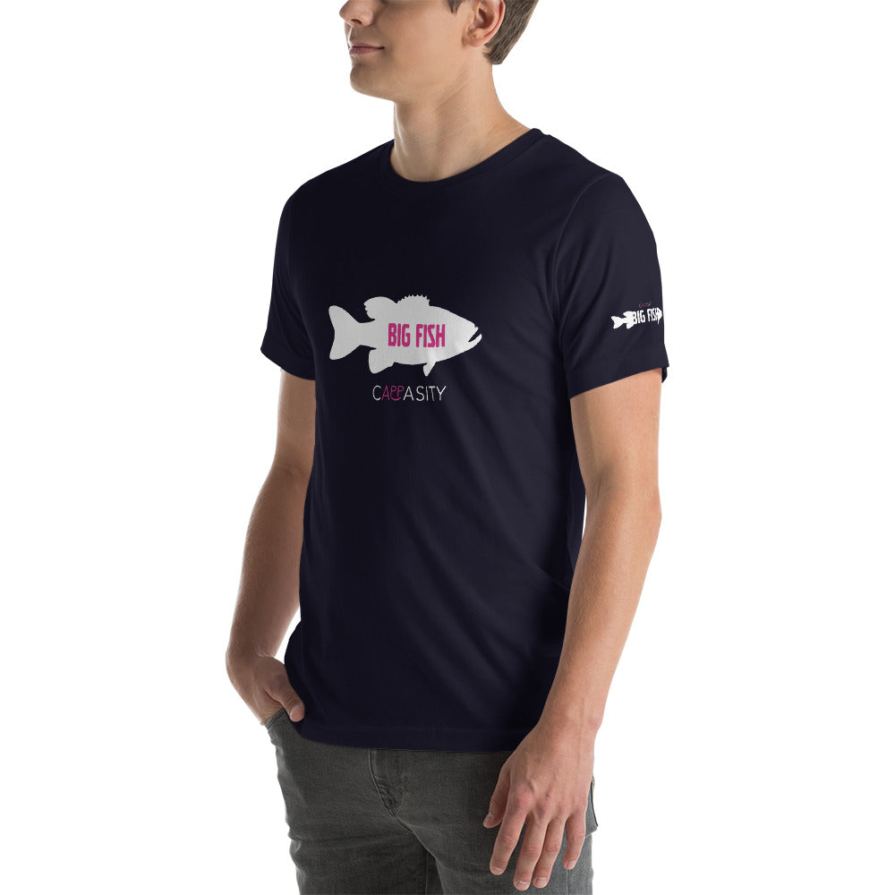 Big Fish Short-Sleeve Unisex T-Shirt