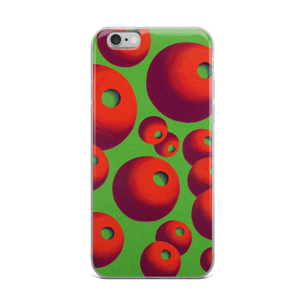 "Oleg Khvostov ""Mandarins"" iPhone Case"
