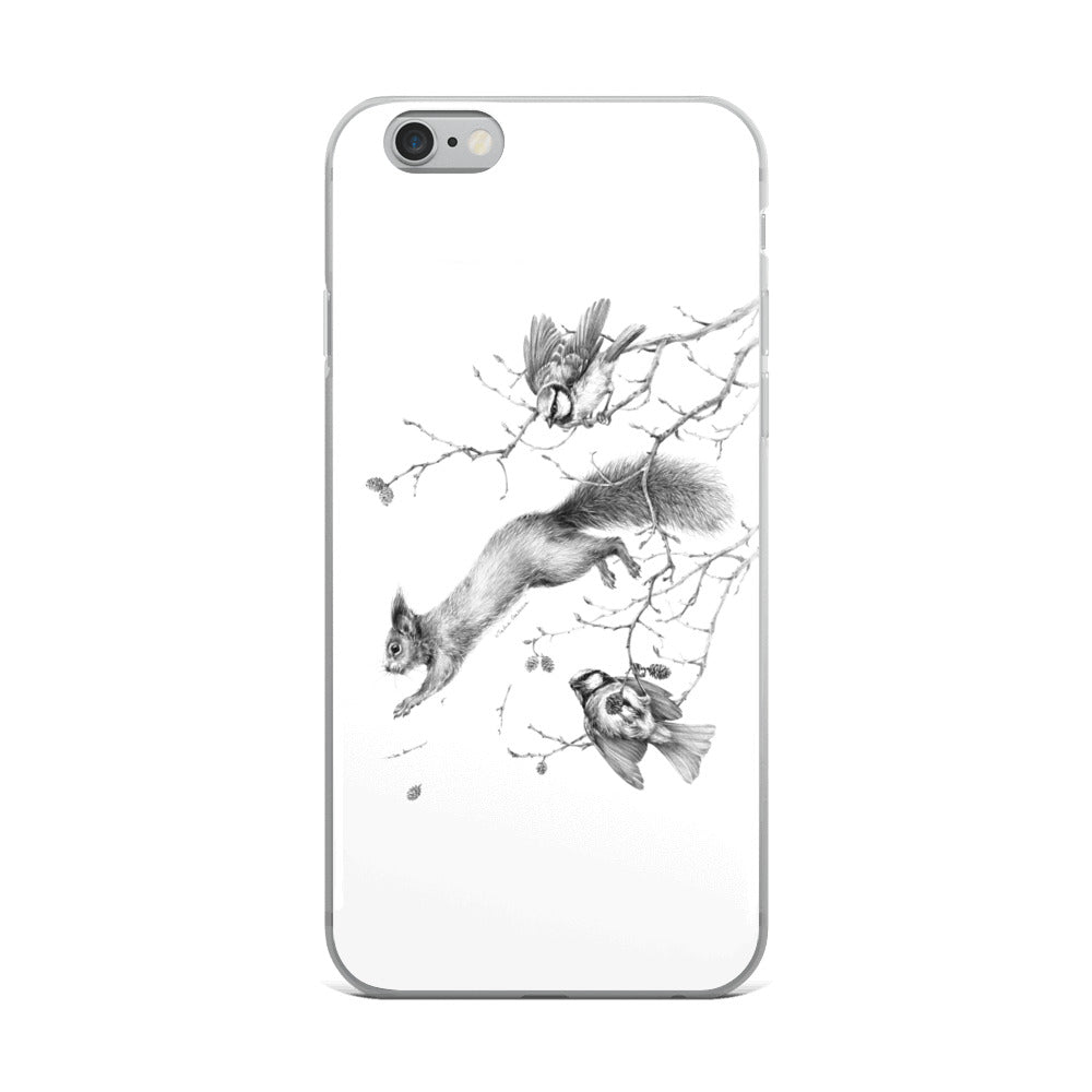 Fleeting iPhone Case