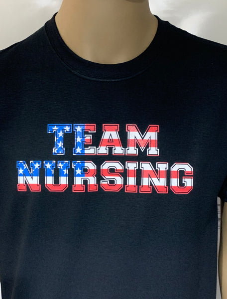 Team Nursing~ July 4th Edition