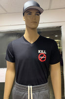 KILL COVID Tees~Bella + Canvas V-Neck