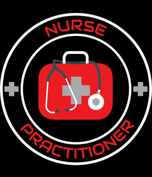 Nurse Practitioner T-shirt~ Assorted Styles & Colors