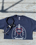 Cardiopulmonary Therapist Tees