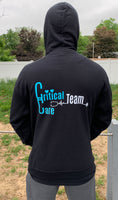 Critical Care Team Hoodies-Black