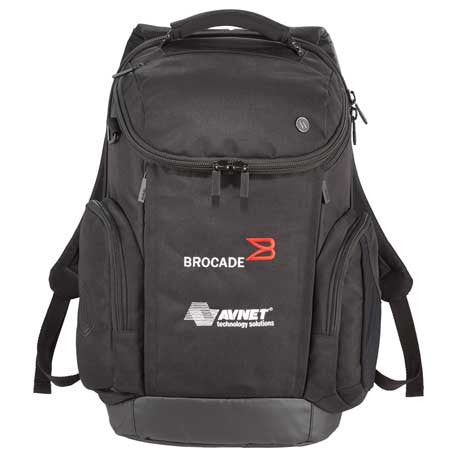 "elleven™ Axis 17"" TSA Computer Backpack"