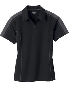 Ash City - Extreme Eperformance™ Ladies' Piqué Colourblock Polo
