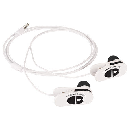 Clip On Wired Earbuds