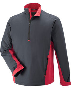 Ash City - North End Sport Red Paragon Laminated Performance Stretch Wind Shirt
