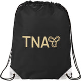 Metallic Accent Drawstring Sportspack