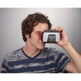 Foldable Virtual Reality Headset