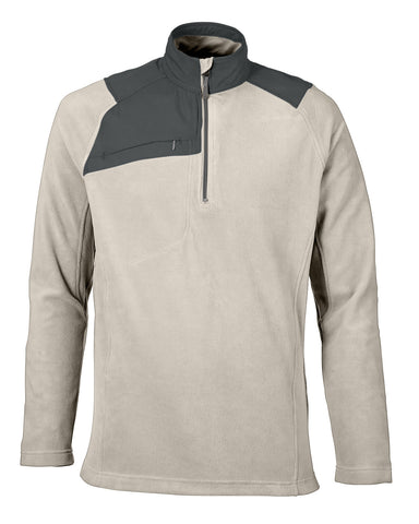 FLEECE: North End Men's Excursion Trail Half-Zip