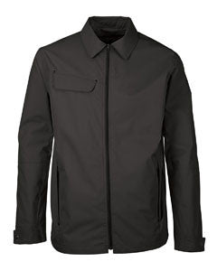 North End Men's Excursion Ambassador Lightweight Jacket with Fold Down Collar