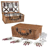 Picnic Time Newbury Wine Basket
