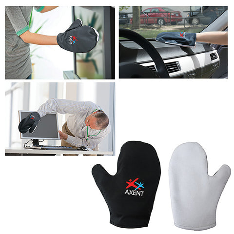 Smart Grab Microfibre Cleaning Mitt