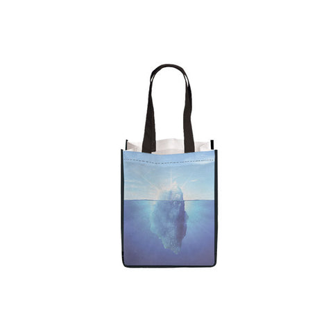 E-Z Import™ Small Sublimated Non Woven Tote