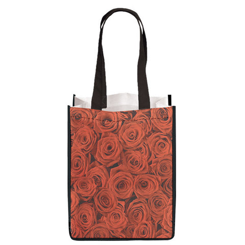 E-Z Import™ Large Sublimated Non Woven Tote