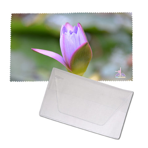 "E-Z Import™ Microfiber Cloth (4"" W x 7"" H)"