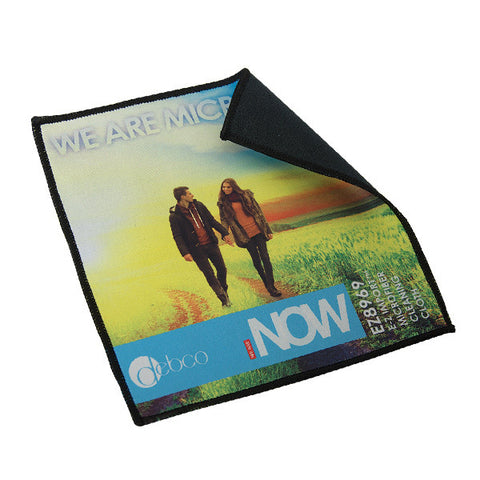"E-Z Import™ Microfiber Cleaning Cloth (7.5"" W x 7.5"" H)"