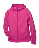 ATC™ Ptech Fleece Hooded Girls' Jacket