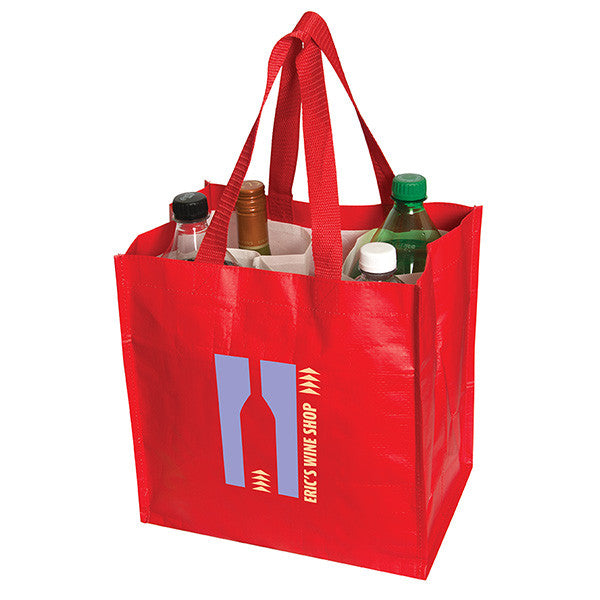 Bring 'Er Tote Bag With Bottle Compartments