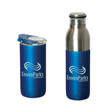 METAMORPH 2-IN-1 TRAVEL TUMBLER/BOTTLE