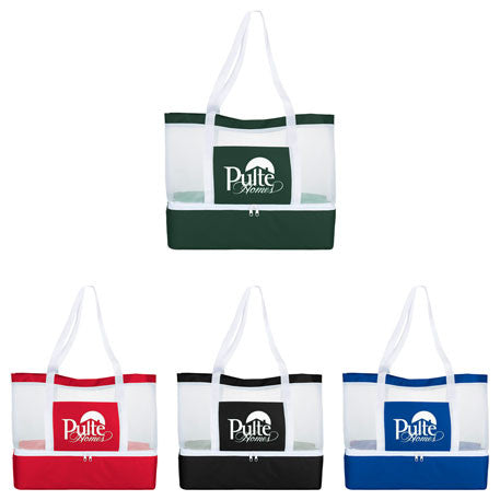 Mesh Outdoor Cooler Tote