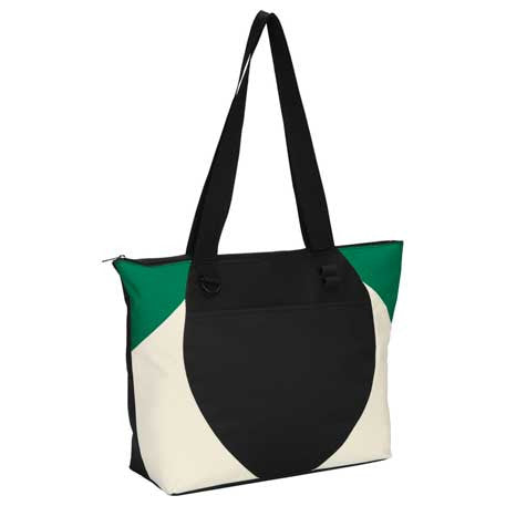 Asher Zippered Meeting Tote
