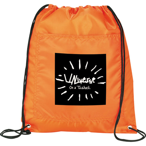 Amphitheater Insulated Drawstring Cooler