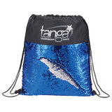 Mermaid Sequin Drawstring Bag