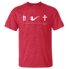 GK Chesterton Pint Pipe Cross Tee Clearance