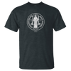 St Benedict Medal Holy Rule Tee