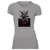 St Michael The Archangel Who Is Like Unto God  Women Tee