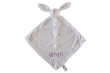 Angel Dear White Bunny Blankie