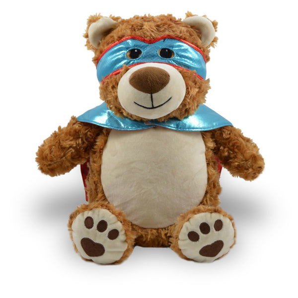 Personalized Stuffed Animals Hero Bear