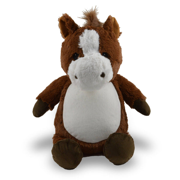 Personalized Stuffed Animals Horse