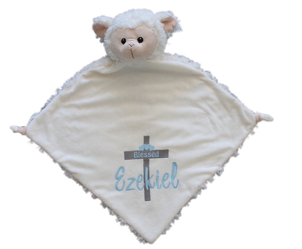 X-Large Animal Blanket Baptism