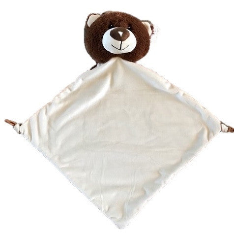X-Large Animal Blanket Bear