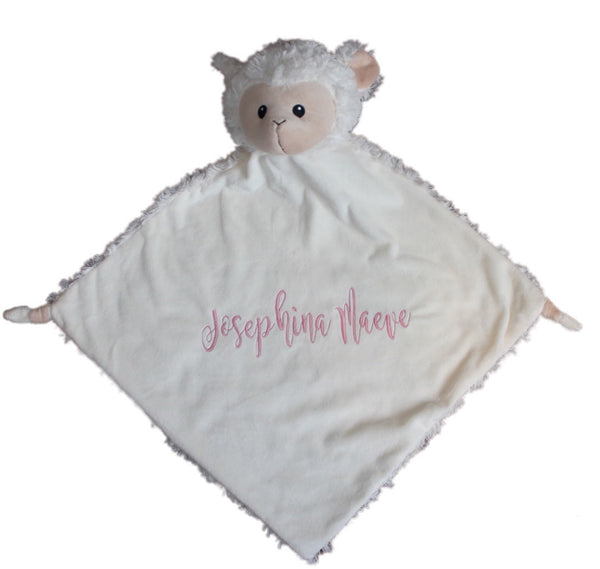 X-Large Animal Blanket Lamb