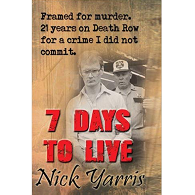 7 Days to Live - Book