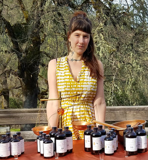 Our Herbalist Sarah Adams