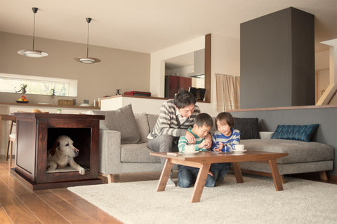 The Best Dog Crate Furniture and End Table ZenCrate