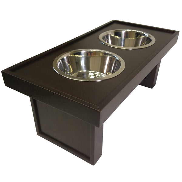 ZenCrate Raised Dog Bowl - Coming Soon!