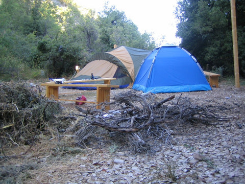 Vulnerable Campground