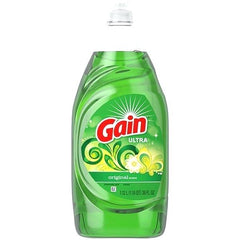 Gain Dishwashing Soap for Cleaning Self Defense Ring