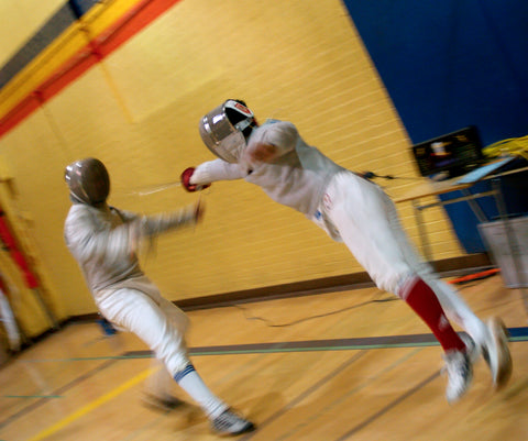 Fencing/Fighting for Self-Defense