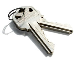 Keys as a Self-Defense Weapon
