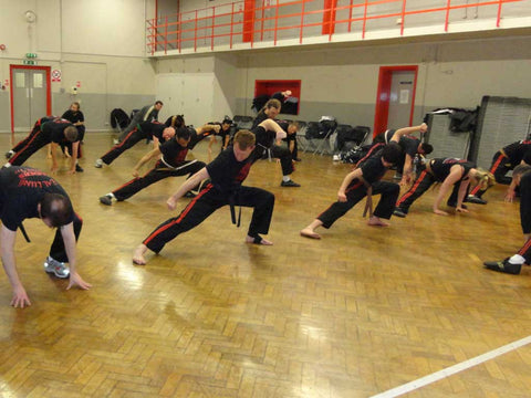 Martial Arts Kung Fu Old Traditional Studio
